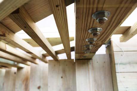 wide plank dark wood flooring